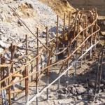 Кофражи, армировки и бетонови работи без къртене и извозване