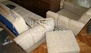 Хамали и мебели